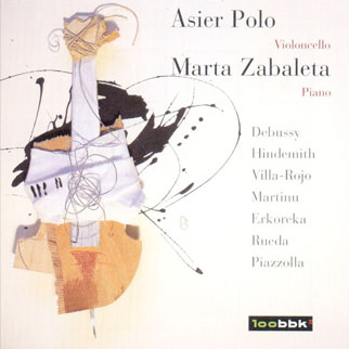 Asier Polo-Marta Zabaleta