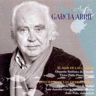 García Abril, Concierto de las tierras altas
