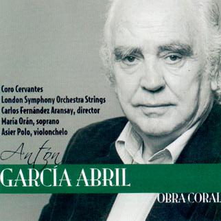 García Abril, Obra Coral