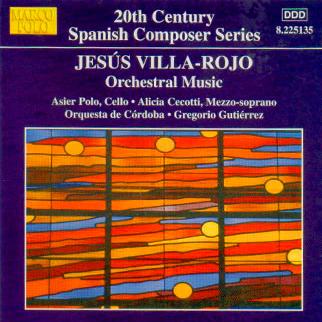 Jesús Villa-Rojo, Concierto 2 para Cello y Orquesta