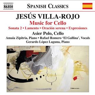 Jesus Villa-Rojo, Music for Cello