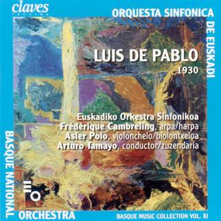 Luis de Pablo, Frondoso Misterio