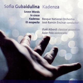 Sofia Gubaidulina - Seven Words, Kadenza
