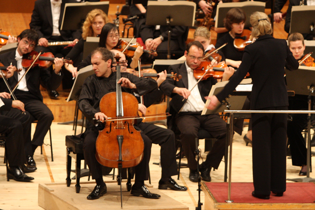 Concierto en Santiago de Compostela 15 de enero de 2009