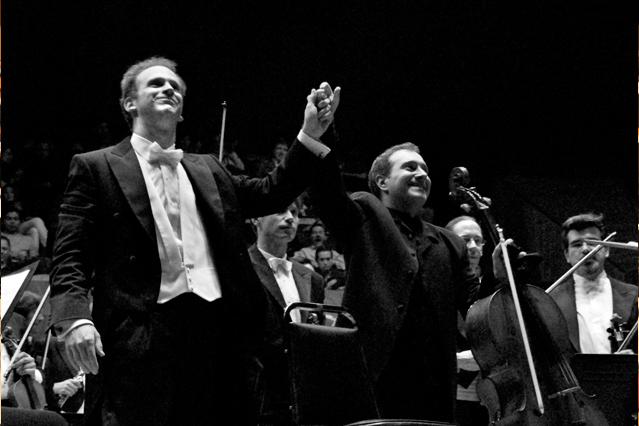 Concierto en Mexico con el Maestro Carlos Miguel Prieto