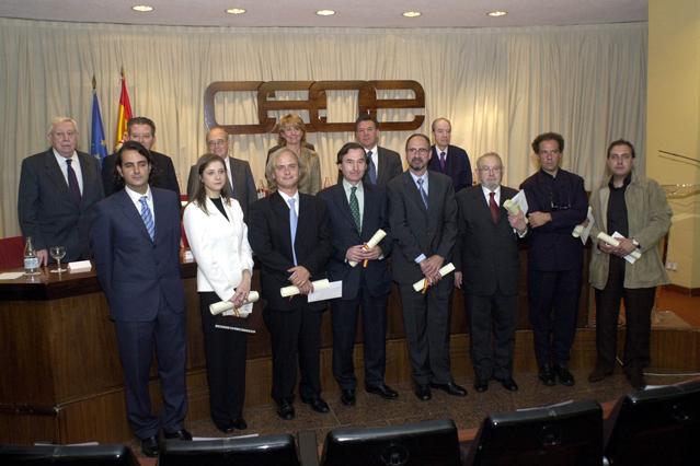 Premios CEOE 2004