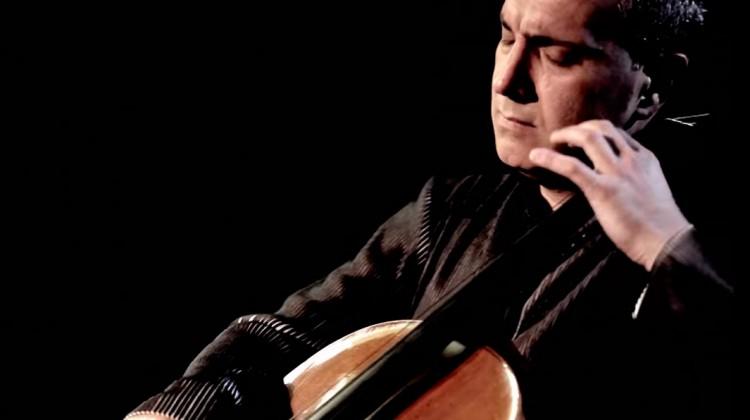 Asier Polo 1º Mov. Suite per violoncello (G. Cassadó)