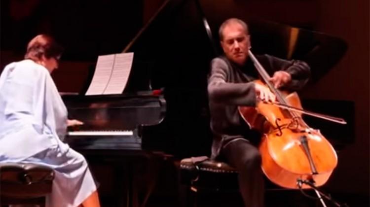 Asier Polo, Cello. D.SHOSTAKOVICH. Cello Sonata Op.40. (III Mov.)