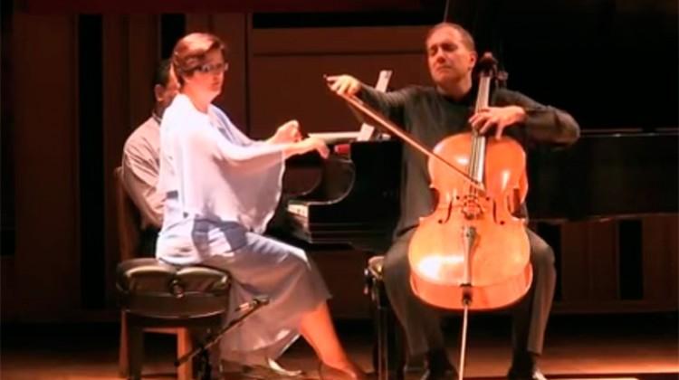 """Asier Polo, Cello. """"INTERMEZZO"""" from Goyescas. E.Granados/G. Cassadó."""