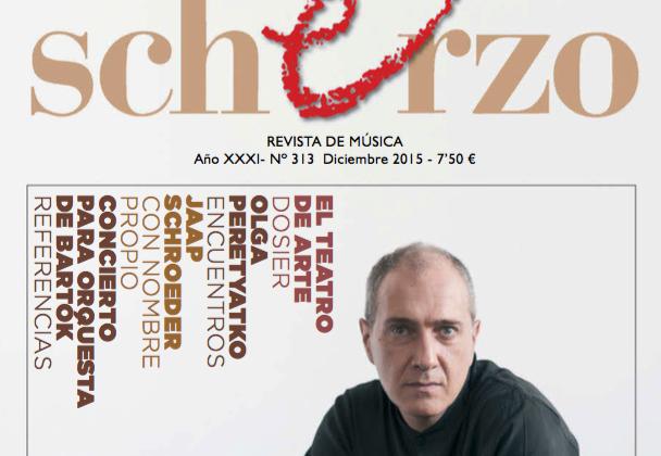 AP Scherzo cover