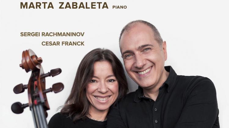 Asier Polo y Marta Zabaleta 2