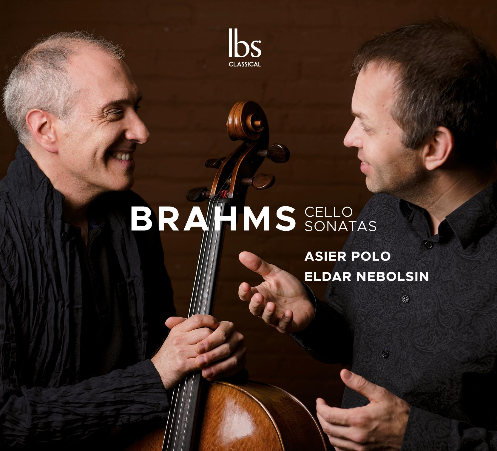Brahms Cello Sonatas Portada